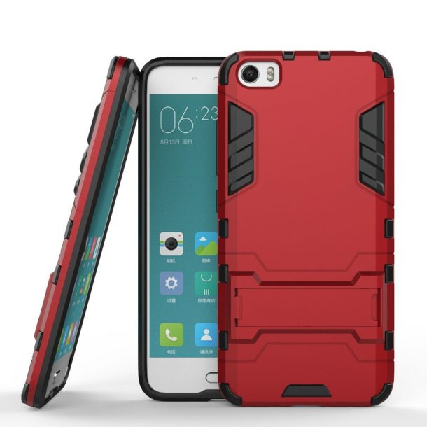 For Xiaomi Mi 5 Case, Ougger Extreme Protection