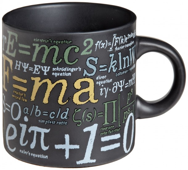 Mathematical Formulas Engineer Coffee Mugs