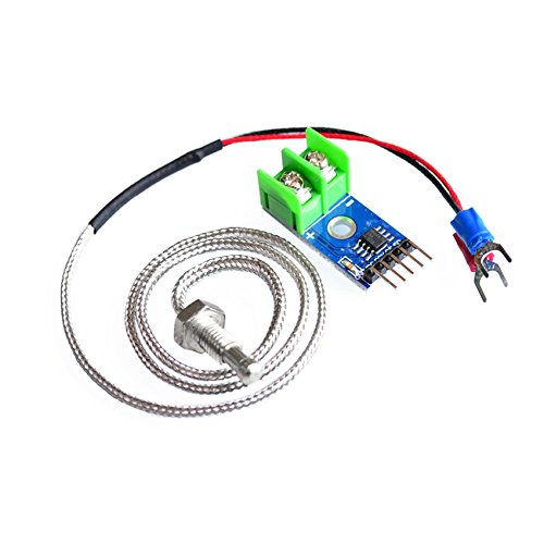 FICBOX 3. 0 ~ 5. 5V MAX6675 Module K-Type Thermocouples