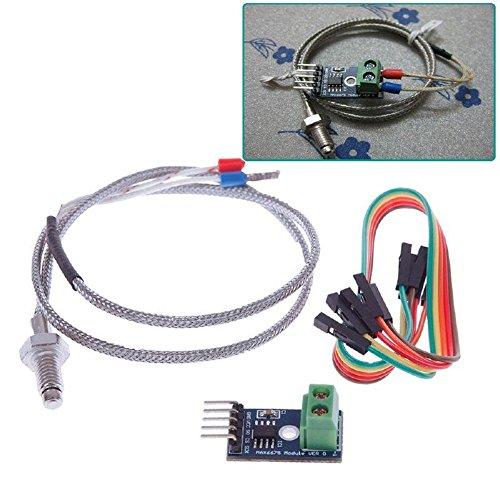 Thermocouple Sensor For Arduino by Eacbid