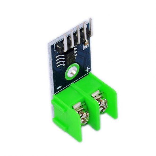 Arduino MAX6675 K-thermocouple module temperature sensor