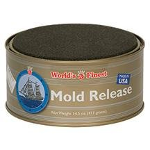 Wax Paste Hi-Temp Mold R Elease 16Oz