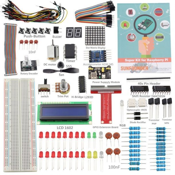 10 Best Raspberry Pi starter kits (9)