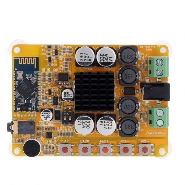 Bluetooth Audio Stereo  modules8