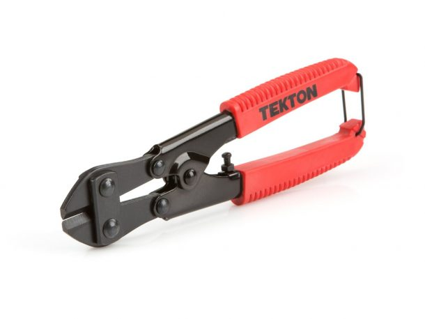 TEKTON 3386 8-Inch Heavy-Duty Mini Bolt and Wire Cutters