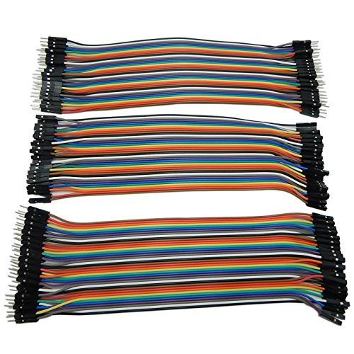 3 x 40P 20cm Dupont Wire Jumper Cable