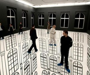 14 optical illusions