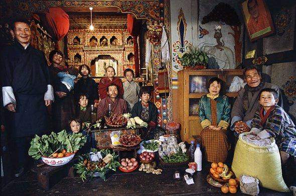 Bhutan grocery