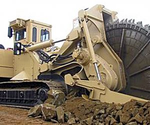 Check Out The Beast Machine Used For Cutting Rocks 2