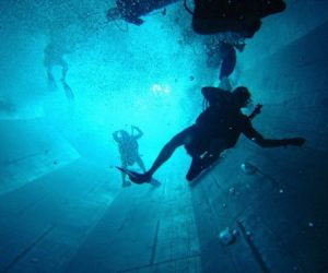 Check Out The Deepest Pool In The World 11