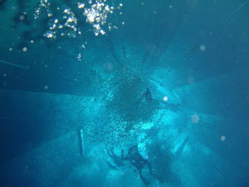 Check Out The Deepest Pool In The World 8