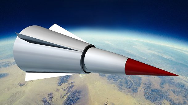 China tests Hypersonic missile