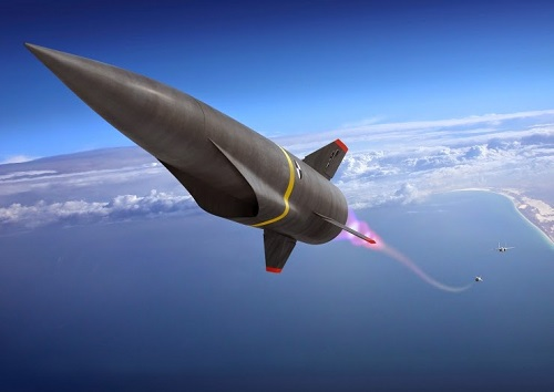 China tests Hypersonic missile2