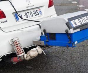 Fuel economy testing
