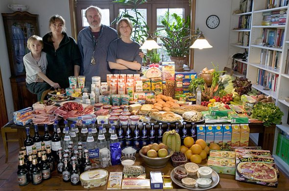 Germany grocery