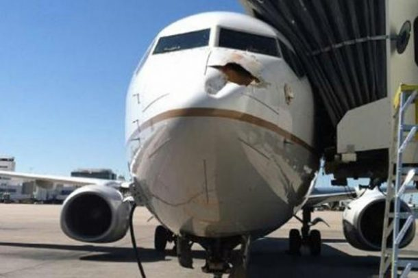 How Safe Is An Airplane 2