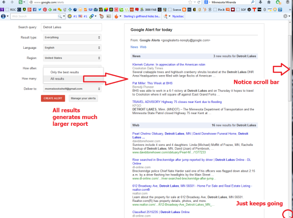 Learn How To Create Google Alerts 6