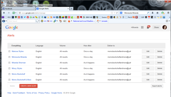 Learn How To Create Google Alerts 8