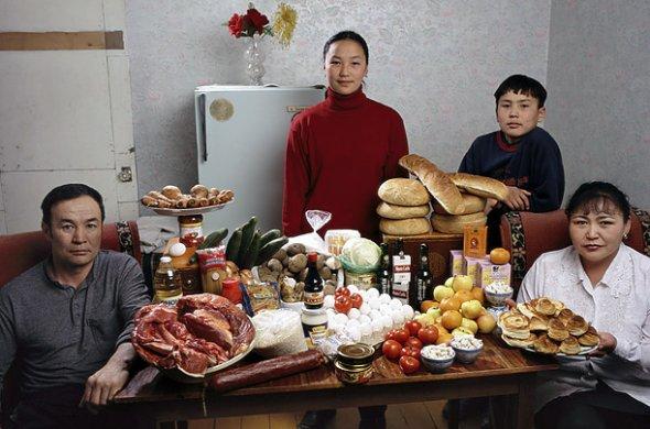 Mongolia Grocery