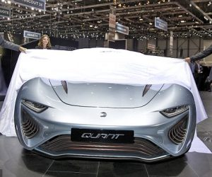 Quant e-Sportlimousine Runs On Salt Water And Is As Fast As McLaren P1 2