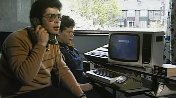 Sending Email In 1984 Was Not That Easy