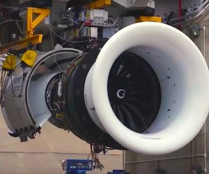 World largest jet engine