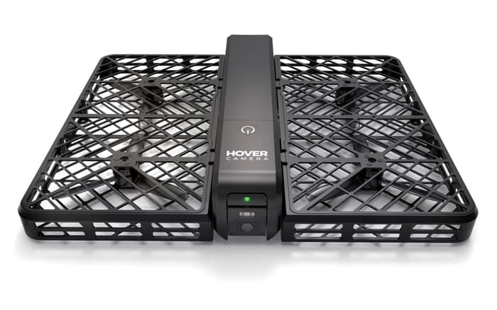 caged selfie drone