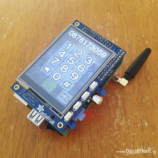 raspberry pi phone5