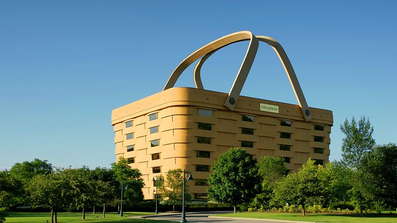 top ten craziest buildings in the world10