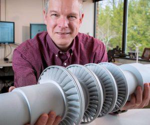 turbines using supercritical fluid
