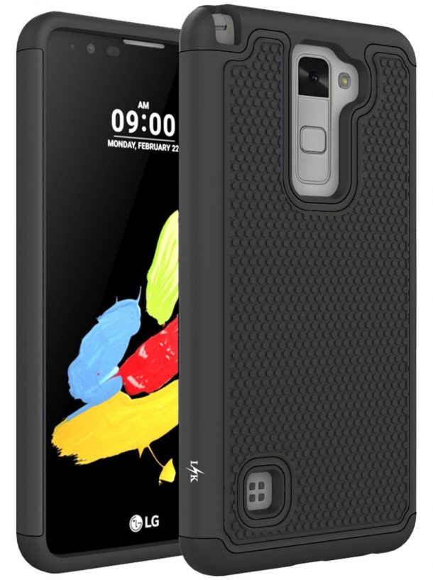 pretty nice 79d91 50d1c 10 Best Cases For LG Stylo 2