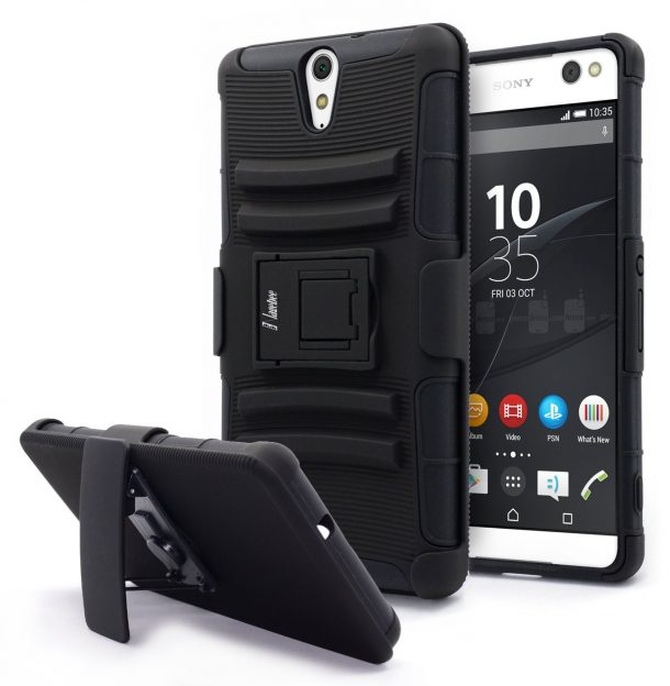 pretty nice 8ec6e fea7a 10 Best Cases For Sony Xperia C5 Ultra