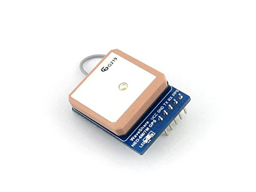 Waveshare GPS NEO-7M-C GPS Module For Raspberry Pi