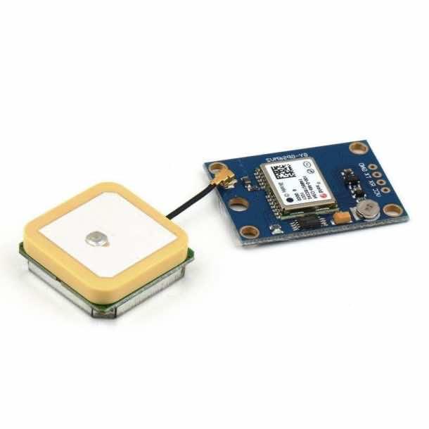 GPS U-blox NEO-6M Module