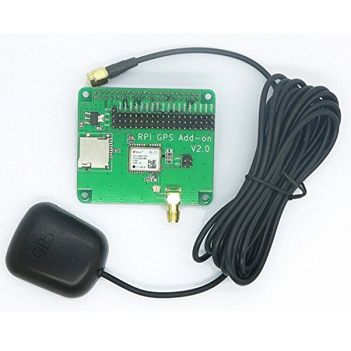ContempoViews itead RPI Customized GPS Add-On