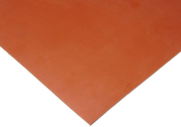 Silicone Sheet Gasket, by Small Parts