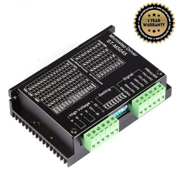 10 Best Stepper Motor Drivers (5)