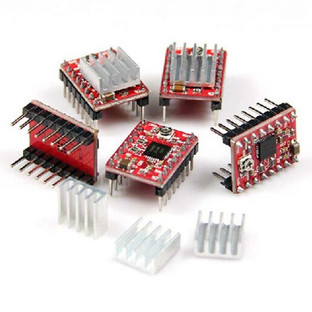10 Best Stepper Motor Drivers (7)