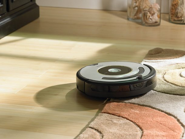5 High Tech Gadgets That Help To Keep Your House Clean_Image 1_IRobot