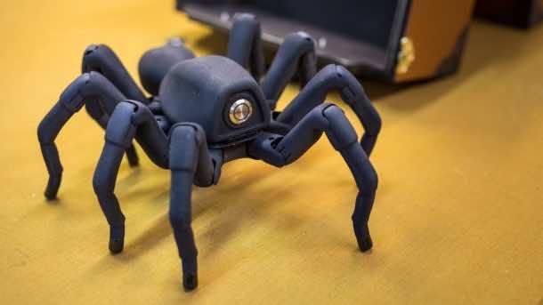 5 Robots Based On Real Life Animals_Robo Spider_Image 1_Wonderful Engineering