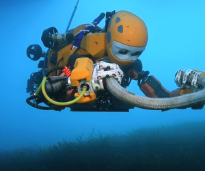 A Treasure-Hunting Ocean Robot On Hunt For Sunken Fortune_Image 1