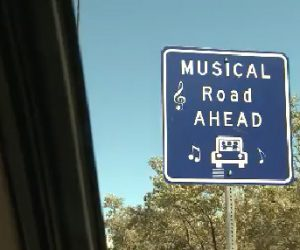 Add More Flavor To Your Long Drive By Travelling On This Highway That Sings As You Cruise Along It_Image 0