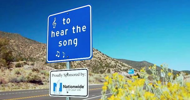 Add More Flavor To Your Long Drive By Travelling On This Highway That Sings As You Cruise Along It_Image 1