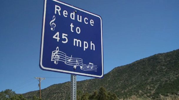 Add More Flavor To Your Long Drive By Travelling On This Highway That Sings As You Cruise Along It_Image 3