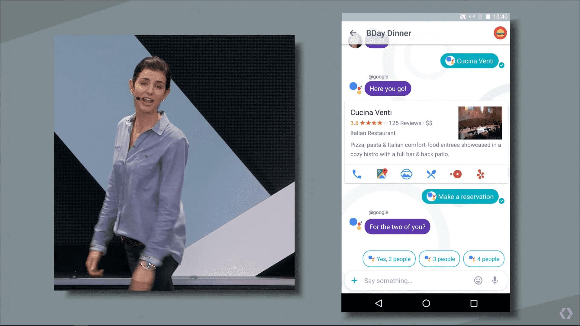 All google messaging app2