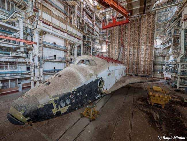 Buran Space Shuttle Facility11
