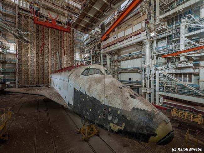 Buran Space Shuttle Facility12