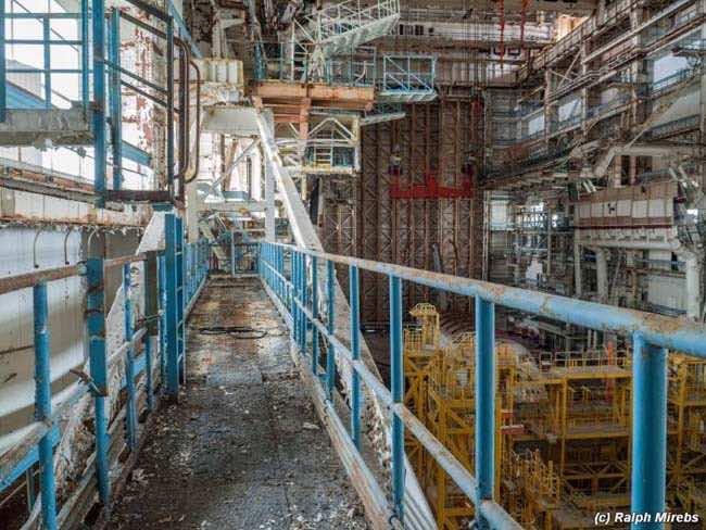 Buran Space Shuttle Facility22