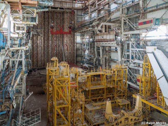 Buran Space Shuttle Facility23
