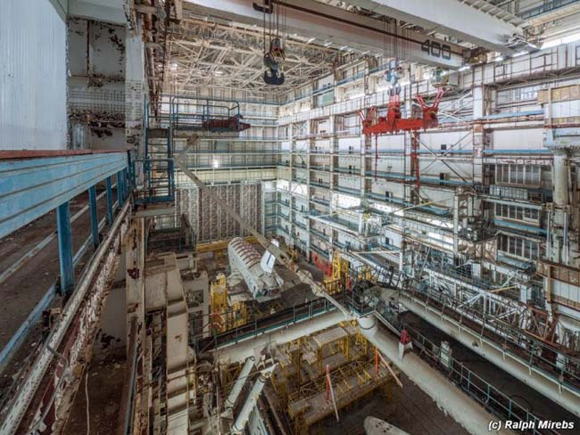 Buran Space Shuttle Facility28